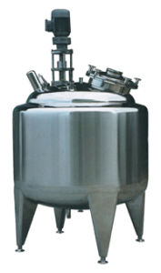 China High Quality Stainless Steel Sanitary Mixing Tank