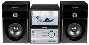 DVD Mini Combo wth TV/SD/USB (WD-6999D2)