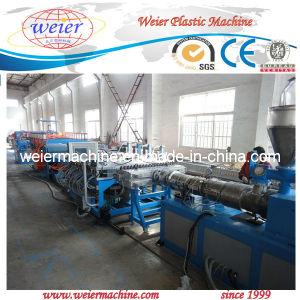 WPC Construsion Template Production Line (SJSZ80/156) pictures & photos