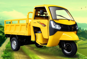 Heavy-Duty Diesel Tricycle, Truck, Mini Truck pictures & photos