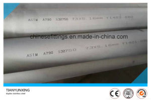 ASTM A790 Seamless Duplex Stainless Steel Pipe pictures & photos