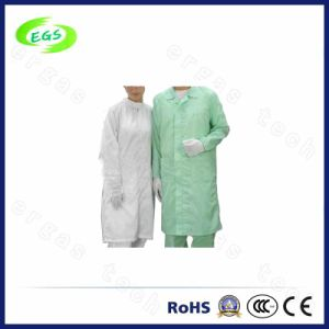 Polyester Anti-Static/ESD Overcoat/Smock for Factory & Lab (EGS-PP18) pictures & photos
