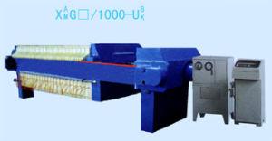Membrane Filter Press (XAMG/1000UBK)