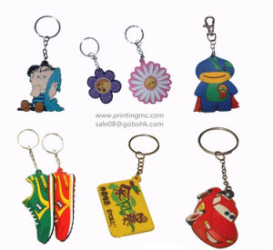 PVC Key Chain PVC Micro Injection Machine PVC Moulding Machine pictures & photos