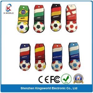 OEM Football USB Flash 8GB pictures & photos