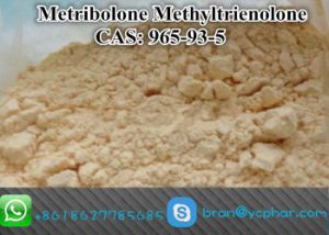 Best Oral Tren Series Methyltrienolone CAS: 965-93-5 pictures & photos