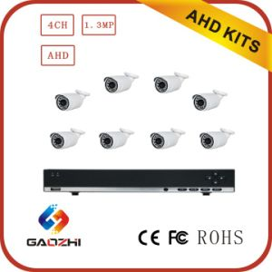 720p 16 Channel CCTV Ahd Camera and DVR Security Camera System Bullet Dome Waterproof pictures & photos