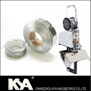 103020g10 Galvanized Carton Stitching Wire pictures & photos