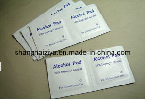 Medical Disposable Alcohol Pad with CE&ISO Approved