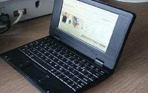 "New 7"" Mini Netbook Laptop Notebook WiFi Cputablet PC CE 6.0 2GB HD Black"