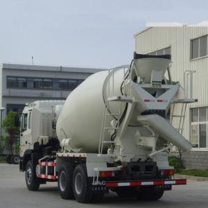 JAC Hfc5255gjbl Concrete Mixer Truck pictures & photos