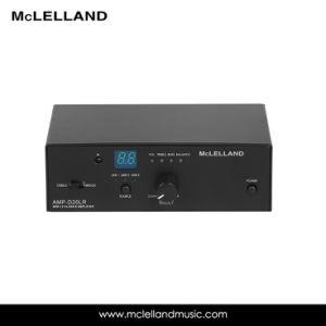 20W Mini Class D Amplifier with RS232/ 3 Line Inputs (AMP-D20LR) pictures & photos