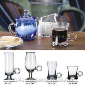 Glass Coffee Cup / Glassware(HC100, HC101B)