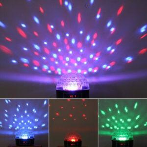 LED Magic Ball Light/Sound Control LED Crystal Magic Light pictures & photos
