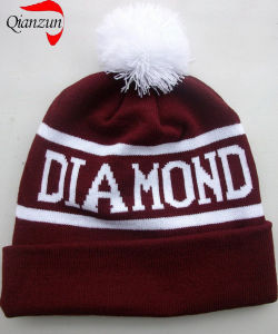 Simple POM Beanie Winter Hat pictures & photos