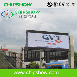 Chipshow Outdoor High Bright P20 Full Color LED Display pictures & photos