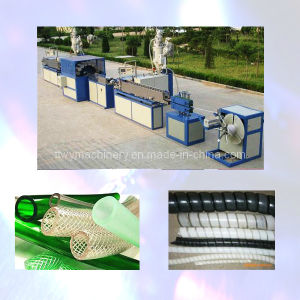PVC Fiber Reinforced Hose Extruder Plastic Machine (TXWZG-32/50) pictures & photos