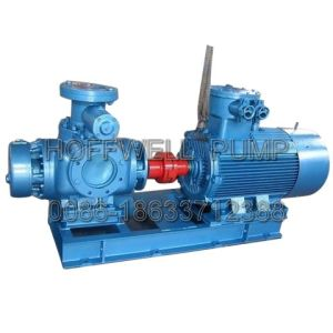 Horizontal Engine Oil Twin Screw Pump pictures & photos