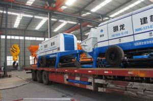 Hbt80b-16-110s Concrete Pump, China Trailer Concrete Pump pictures & photos