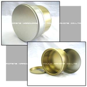 Round Tin Box (D0074)