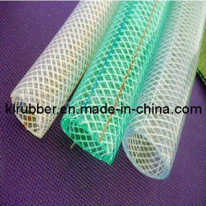 High Pressure PVC Fibre Reinforced Hose Kl-A0109 pictures & photos