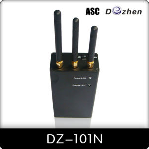 2-3Hour Working Portable Mobile Jammer ( DZ-101N )