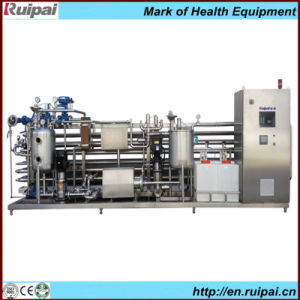 Uht Series Pipe Sterilizer for Food Line pictures & photos