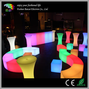 Events Display Stool Decor Furniture with Color Changeable pictures & photos
