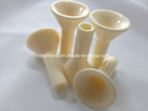 99% Al2O3 Ceramic Wire Guides/Textile Yarn Guide/Slotted Ceramic Eyelet pictures & photos