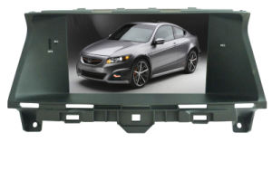 "HD 8"" Car DVD Player Head Unit GPS for Honda Accord 8 Nav Radio System"