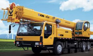 Hydraulic Mobile Crane (QY25K) pictures & photos