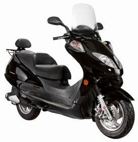 Gas Scooter (LB150T-12)
