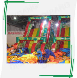 Inflatable Forest Theme Slide (DB-83)