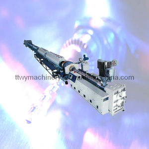 PVC Conduit Pipe Extrusion Machine/ PVC Conduit Pipe Extruder pictures & photos