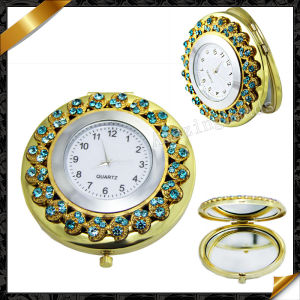 Pave Crystal Watches, Mirror Jewelry (MW001)
