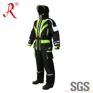 Ice Flotation Suits for Fishing (QF-9085) pictures & photos