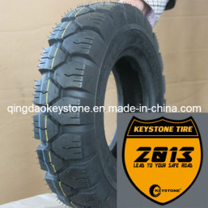 Three Wheeler Tire 4.00-8 with New Keystone Pattern (KS-514B) pictures & photos