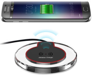Wireless Charger with 1 Year Guarantee for Mobile Phone pictures & photos