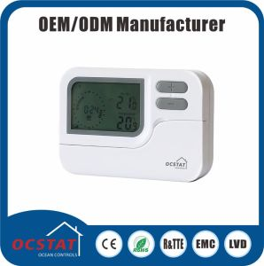 New Design HVAC Digital Room Thermostat Manufacture in China pictures & photos