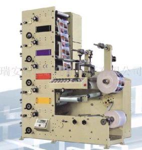Adhesive Label Felxo Printing Machine (RY-320-5)
