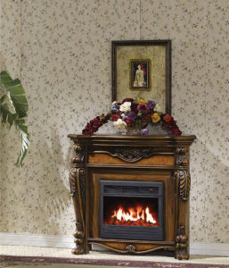 European Style Fireplace (632) pictures & photos