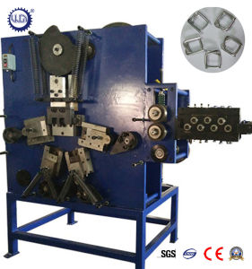 Automatic Mechanical Woven Wire Strapping Buckle Machine (GT-SB4) pictures & photos