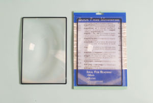 Blister Card Map Magnifier (YWT-222)