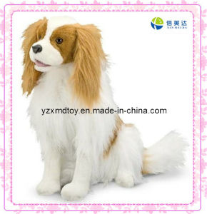 White Cute Lovely Dog Stuffed Toys pictures & photos