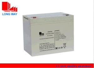 12V70ah SLA Solar Battery for Emergency Lighting System pictures & photos