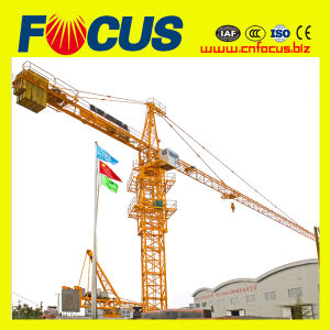 Reliable Performance Qtz80 Tower Crane pictures & photos