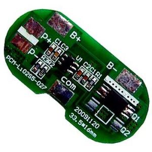 2s Lithium / LiFePO4 Battery BMS PCM-Li02s5-027 pictures & photos