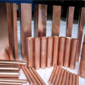 Pure Copper Rod (C10200 C1100 C11000 C1020) pictures & photos