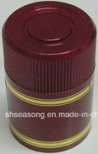 Wine Bottle Cap / Bottle Cover / Plastic Lid (SS4102-1) pictures & photos