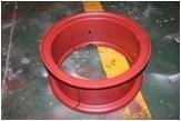 Three Disc Type Steel Wheel Rim (8.5-20) pictures & photos